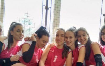 Општинско такмичење за девојчице у одбојци 7. и 8. разред