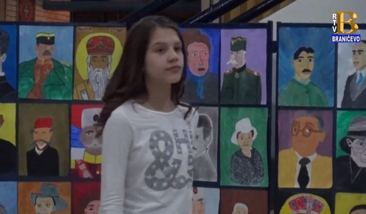 Дечији новогодишњи програм (РТВ Браничево)