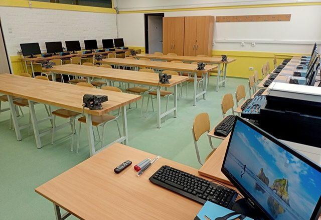 Реконструисана учионица технике и технологије